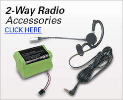 2-Way Radio Accessories