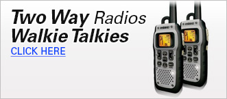 Two Way Radios Walkie Talkies