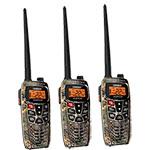 Uniden Atlantis 295-3 Pack Dual Band Marine VHF GMRS Radio