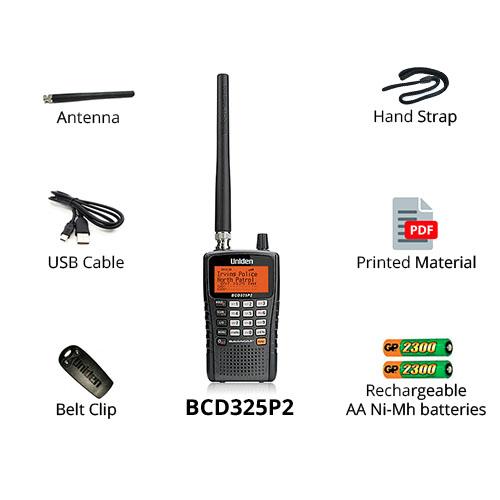 Uniden GPS Scanners   Handheld Scanners   Touchscreen