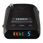 Uniden LRD550 Laser Radar Detector with Icon Display And Voice Alert