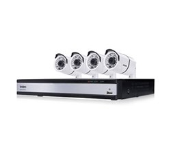 Security Cameras uniden udvr46x4