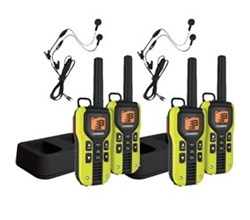 Two Way Radio Four Packs uniden gmr4060 2ckhs