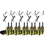 Uniden GMR4060-2CKHS (10-pack) 40-Mile 2-Way FRS/GMRS Radios w/ Headse