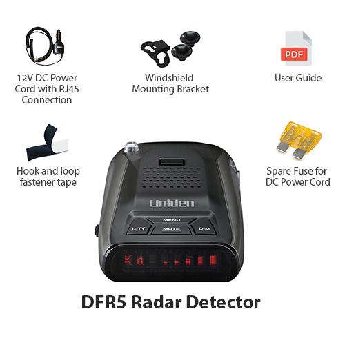 Uniden Defender Radar Detectors | Factory Outlet Store