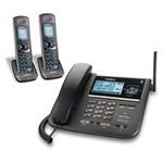 Uniden DECT4096-2 2-Line DECT 6 Corded/Cordless Phone