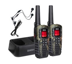 Two Way Radio Two Packs uniden sx377 2ckhsm