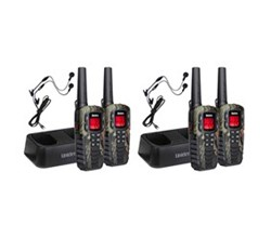 Two Way Radio Four Packs uniden sx377 2ckhsm