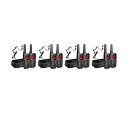 Two Way Radios 8 Packs uniden sx377 2ckhsm