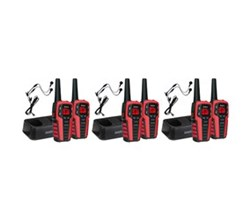 Two Way Radios 6 Packs uniden sx327 2ckhs