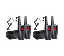 Two Way Radio Four Packs uniden sx377 2ckhs