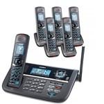 Uniden DECT4086-6 DECT 6.0 2 Line Cordless Phone System