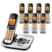 Uniden Six Handsets DECT 6 Cordless Phones uniden d 1780 8