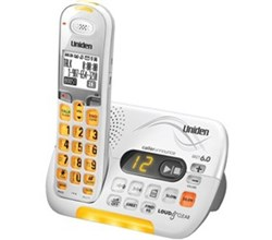 Uniden One Handset DECT 6 Cordless Phones uniden d 3097