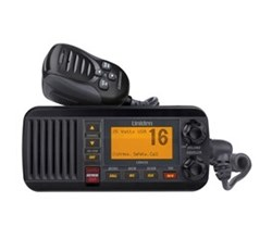 Uniden Waterproof Weather Radios uniden um435 fixed mount vhf radio black