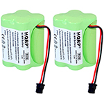 Uniden Battery for Uniden BP120 (2-Pack) 2-Way Radio Battery