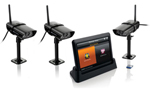 Uniden G755 + GC45 (1) Wireless Video Surveillance System
