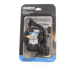 Mobile and Audio Accessories uniden un1109 window mount device holder