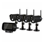 Uniden UDR444 + UDRC14 (2) Wireless Video Surveillance System