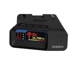 Most Popular Radar Detectors uniden r7 extreme long range radar detector with gps and threat detection