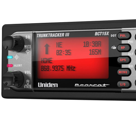 Uniden Mobile Scanners | Factory Outlet Store