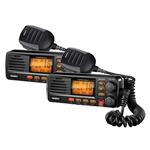Uniden UM380BK (2-Pack) Marine Radio