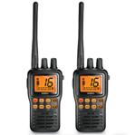 Uniden MHS75 (2-Pack) MHS75 Two-Way Marine Radio