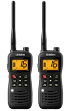 Uniden Radio Two Packs uniden mhs126