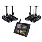 Uniden G955 + GC45 (2) Wireless Video Surveillance System