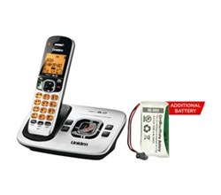 Uniden 1 Handset uniden d1780 with additional battery