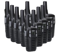 Best 2 Way Radio Deals uniden sx167 2c unboxed 10 pack