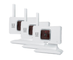 Uniden APPCAM21 (3-Pack) Video Surveillance Camera