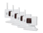 Uniden APPCAM21 (4-Pack) Video Surveillance Camera